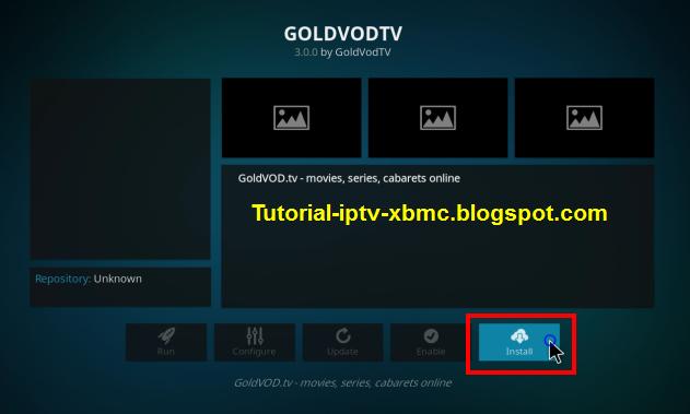 Gold VodTV Kodi Addon Repo - Polish VOD ON Kodi - New Kodi Addons