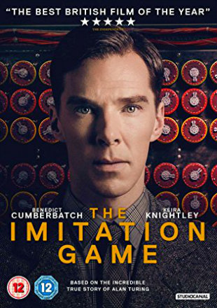 Imitation Game 2014 Full Hindi Dual Movie Download  BRRip 720p