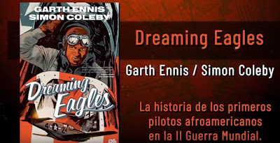 Dreaming Eagles de Garth Ennis y Simon Coleby
