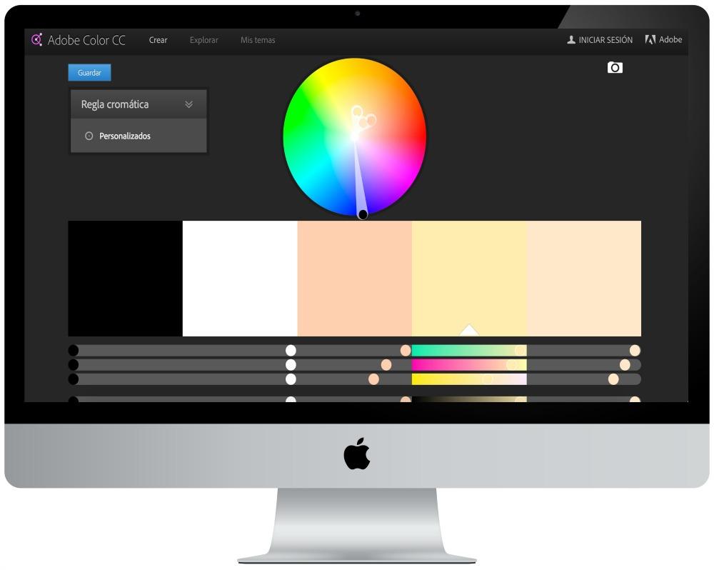 La herramienta web que te ayuda a elegir la guía de colores para tu blog + tips imprescindibles | Alexxa 26