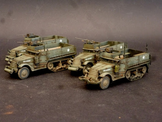Rubicon Models US armour reviews