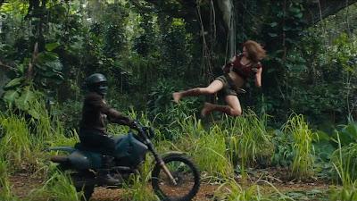 Karen Gillan Desktop Photo Of Jumanji Movie 2017