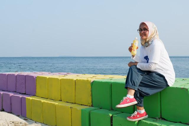 traveling asik tanpa toxic bersama natsbee honey lemon