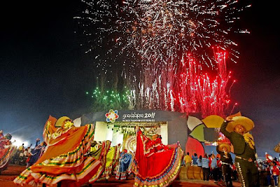Juegos Parapanamericanos, Inauguración