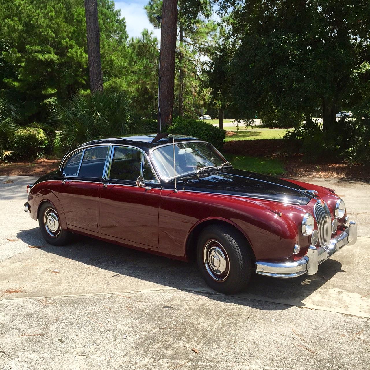 tommy 39 s topless cars classified 1967 jaguar mk2. Black Bedroom Furniture Sets. Home Design Ideas