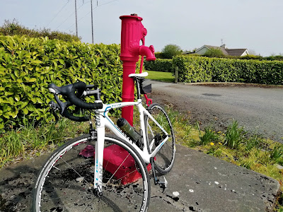 Lea, Portarlington, Old Water Pump.