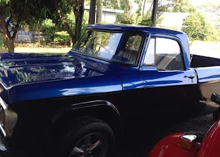Dodge Pick Up W200 1973 Full Restore ,
