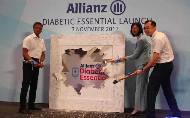 Allianz Diabetic Essential – designed for Diabetics