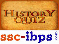 History Quiz For Railway Ntpc-2016 And SSC CGL Exams