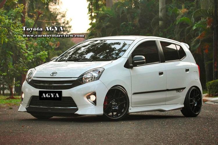 Review New Agya Trd 2018 Spesifikasi All Kijang Innova Toyota Models Design Cars