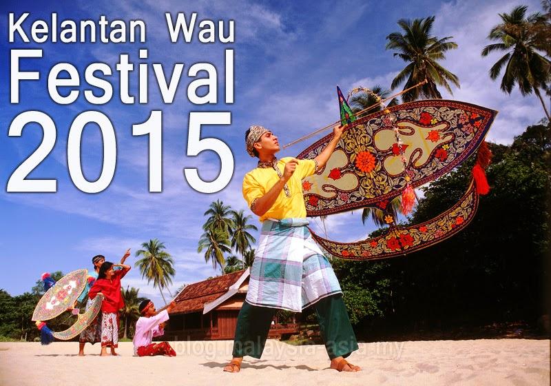 Pesta Wau Kelantan 2015