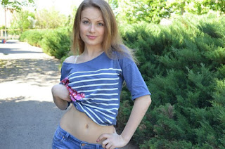 Stunning Russian Model pic, cute Russian model pic
