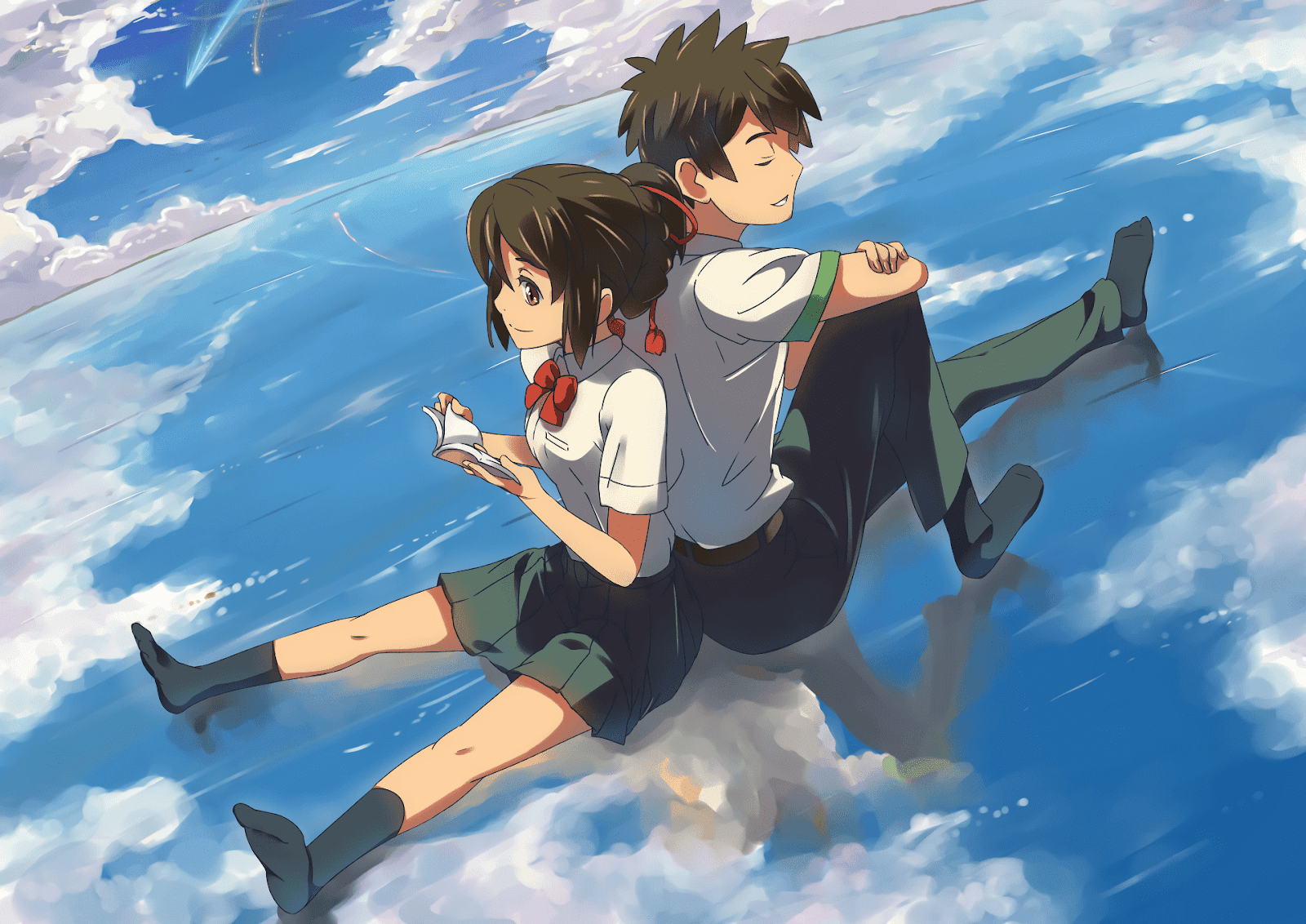 AowVN%2B%252818%2529 - [ Hình Nền ] Anime Your Name. - Kimi no Nawa full HD cực đẹp | Anime Wallpaper