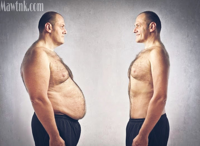 حرق الدهون المتراكمه العنيده و الصعب حرقها بصوره طبيعيه