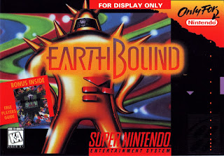 Earthbound [ SNES ]