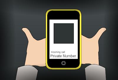 tips Mengetahui Panggilan Private Number Dengan Software