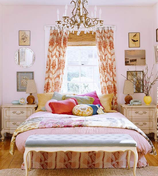My Favorite Bedroom In The World Turkish Bedroom Mixing: Mod Vintage Life: Romantic Rooms