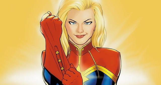 Brie Larson da nuevos detalles de Captain Marvel