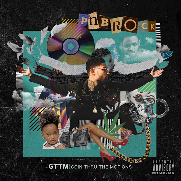 PnB Rock - Playa No More (feat. A Boogie With Da Hoodie & Quavo) - Single Cover