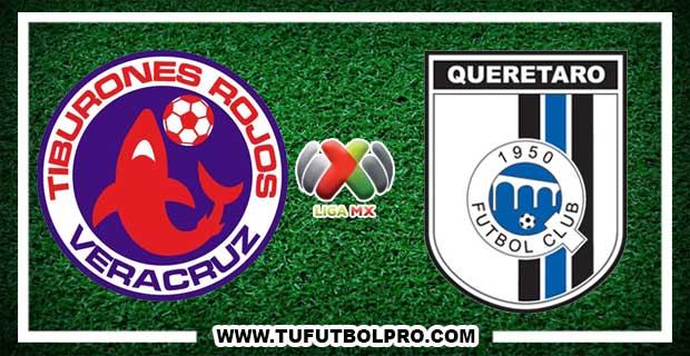 Ver Veracruz vs Querétaro EN VIVO Por Internet Hoy 6 de Enero 2017