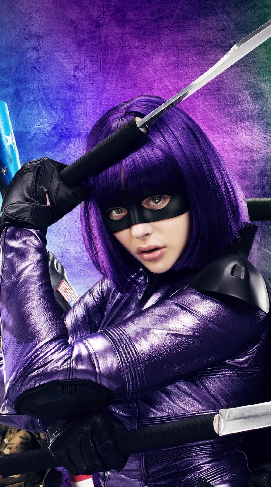 Digitista MediaWave: Chloë Grace Moretz is back as Hit ...