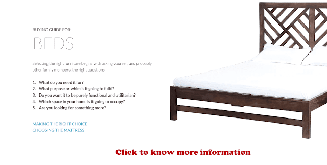 For bed buying guide