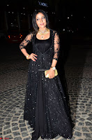 Sakshi Agarwal looks stunning in all black gown at 64th Jio Filmfare Awards South ~  Exclusive 026.JPG
