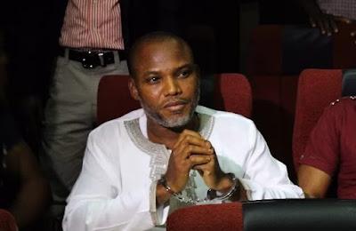 kanu - How Buhari changed Nnamdi Kanu's status from zero to legend – Uwazuruike