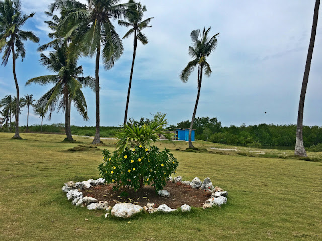 Island Eco Tourism Park - Asinan, Sabang, Olango Island