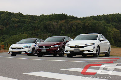 Driving the (Silent) Future: the Honda Clarity Fuel Cell