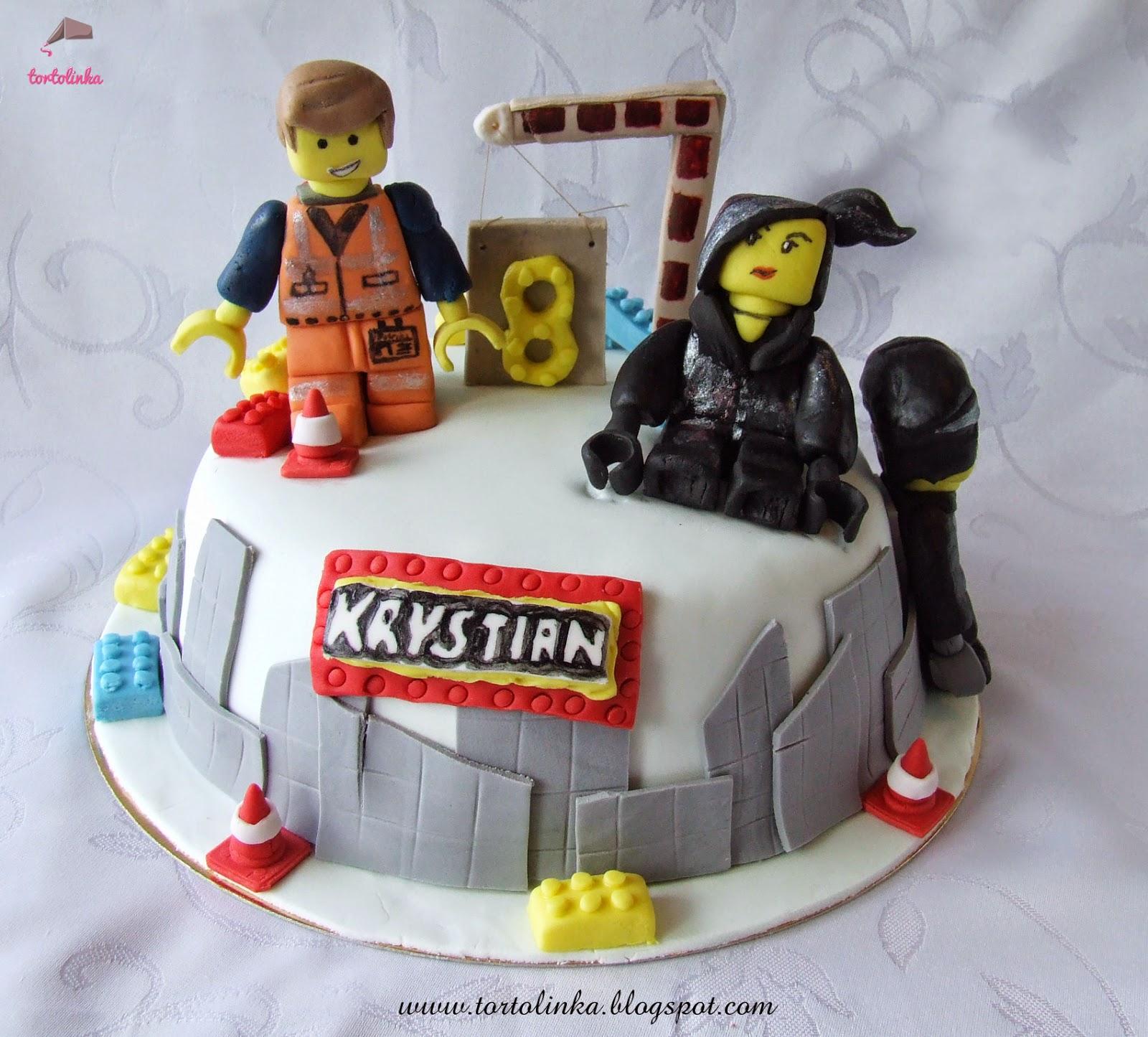 Tortolinka Torty Artystyczne Tort Lego Przygoda