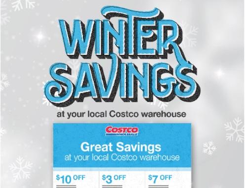 Costco Great Savings Weekly Coupons At Local Warehouse