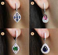 Logo Gioielli Eshop: vinci gratis un paio di orecchini in argento 925