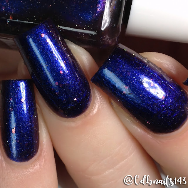 Glam Polish-Dark Wings, Dark Words