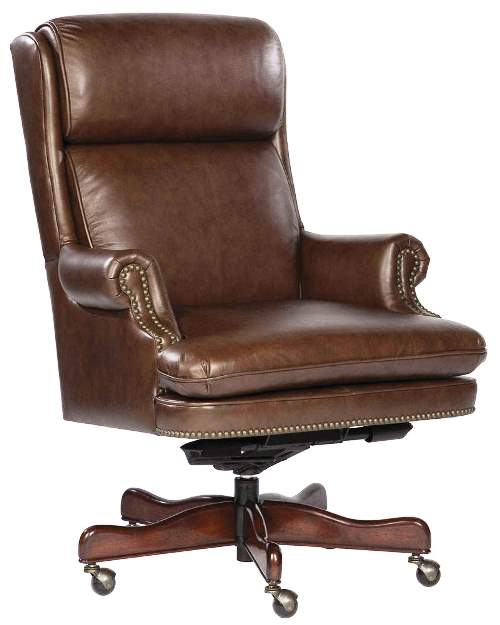 vintage leather swivel office chair antique leather office chair