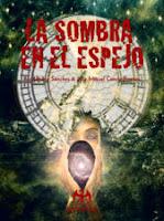"""Portada del libro """"La sombra en el espejo"""", de José Rubio y José Miguel Cuesta"""
