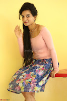 Janani Iyyer in Skirt ~  Exclusive 088.JPG