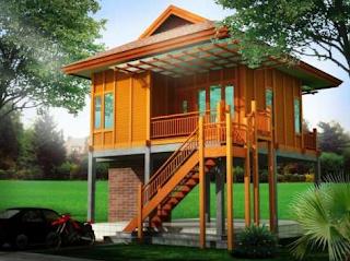 Ragam Desain Rumah Unik 2