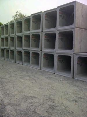 jual box culvert murah, pabrik box culvert jakarta, box culvert