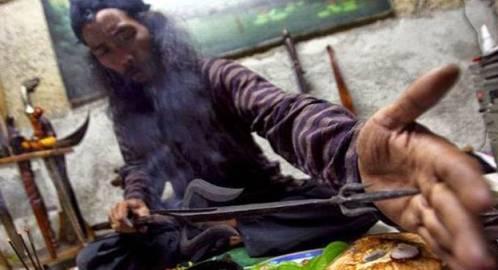 Kedahsyatan Santet Banaspati, Santet Level Tertinggi Membunuh Seketika