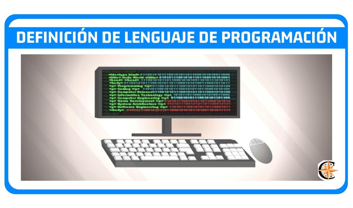 Definición de lenguaje de programación