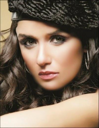 الممثلة المصرية غادة عادل