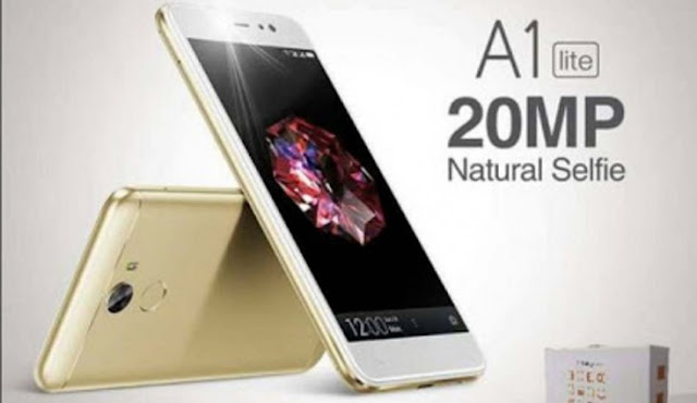 Gionee A1 Lite launched with 20 megapixel Selfie camera and Android Nougat