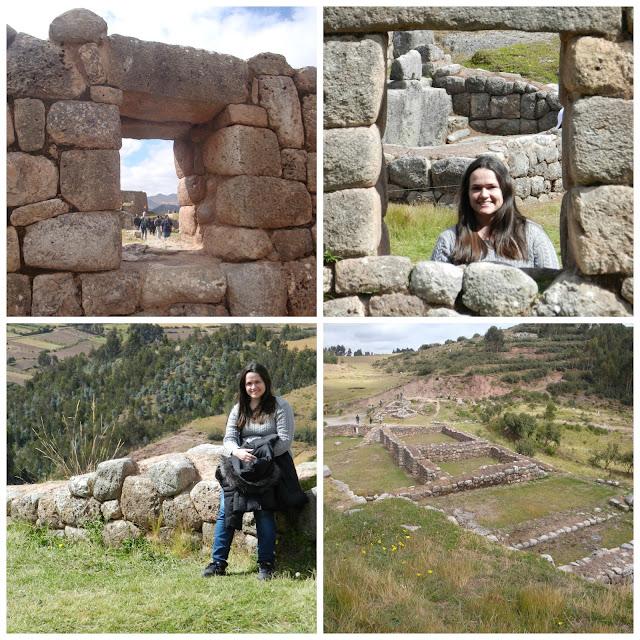 Puka Pukara, Cusco, Peru