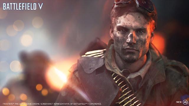 رسميا تحديد موعد إنطلاق مرحلة البيتا للعبة Battlefield V على جميع الأجهزة …
