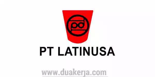 Lowongan Kerja PT Pelat Timah Nusantara (Latinusa) Terbaru 2019