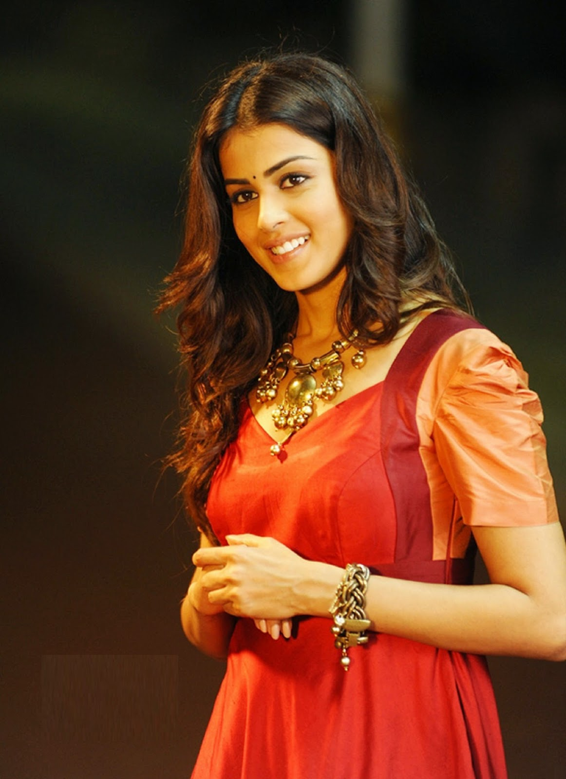 genelia d'souza hd wallpaper | free wallpapers download