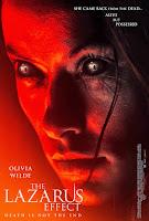 Visione cinematografica - The lazarus effect