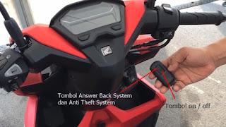Cara Menghidupkan Honda Vario 150 Keyless