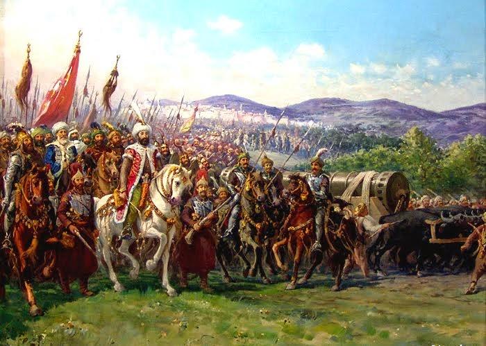 Γιατί δεν ανοίγει ο τάφος του Μωάμεθ του Πορθητή; Τι φοβούνται οι Tούρκοι…